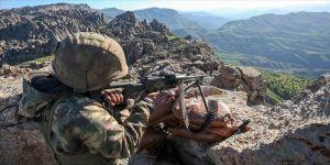Şırnak ve Ağrı'da 4 terörist etkisiz hale getirildi