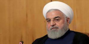 İran Cumhurbaşkanı Ruhani: Bölgedeki gerginliğin nedeni ABD'nin nükleer anlaşmadan ayrılması