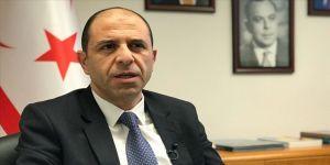 Miçotakis'in Kıbrıs açıklamalarına tepki
