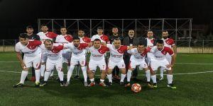 Mollafenari  futbol turnuvası