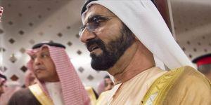 Al Maktum'un eşi Prenses Haya, 'korunma' istedi