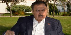 Cumhurbaşkanlığı Özel Temsilcisi Eroğlu Irak'ta