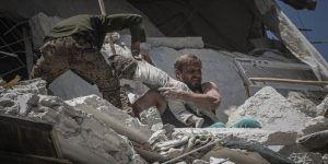 Suriye'de geçen ay 433 sivil öldürüldü