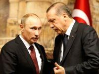 Uçak Krizi Sonrası Putin ile Erdoğan Arasında İlk Temas
