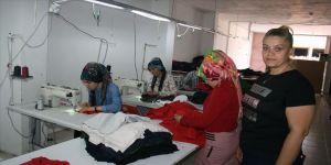 Başkentten gelip Mardin'deki köy kadınlarının umudu oldu
