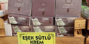 Karabük'ten 4 ülkeye 'eşek sütü sabunu'