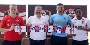 Gazişehir Gaziantep'te yeni transferler imza attı