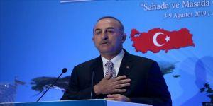 'Kıbrıslı Türklerin doğal kaynaklar üzerindeki asli haklarını koruma konusunda kararlıyız'