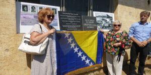 Bosna'daki 'ölüm kampı' kurbanları anıldı