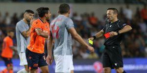 'Hakemin maç sonunda hem oyuncumuzu hem de hocamızı atması manidar'