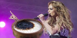 Jennifer Lopez sütlacı çok beğendi