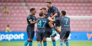 Trabzonspor, Çekya'dan avantajla dönüyor