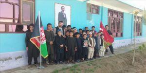 Afganistan'da 'Muhsin Yazıcıoğlu Yetimhanesi' açıldı