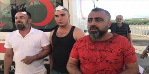 Kahramanmaraş'ta 'çardak' kavgası: 10 yaralı