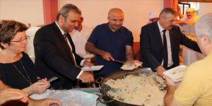 127 yıldır sürdürülen 'bayram pilavı' geleneği