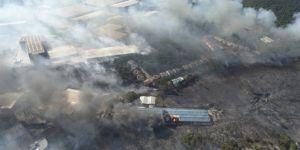 Gebze'deki yangını PKK'nın çıkardığı açıklandı
