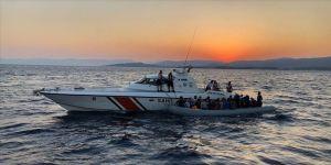 179 düzensiz göçmen yakalandı