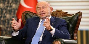 TFF Başkanı Özdemir: Sahada oynayacak yabancı sayısına bir kısıtlama getirilmeli