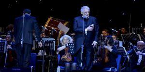 İspanyol tenor Domingo'ya cinsel taciz suçlaması