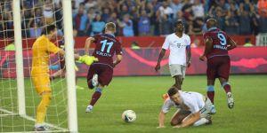 Trabzonspor, Avrupa'da turladı