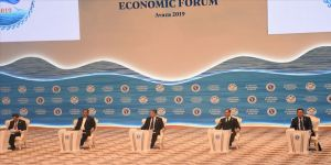 Birinci Hazar Ekonomik Forumu yapıldı