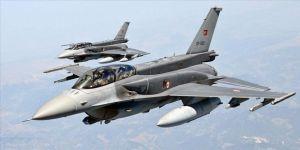 Zap, Gara, Kandil ve Asos'da terör hedefleri vuruldu