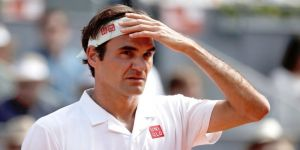 Federer 3. turda elendi