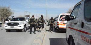 Pakistan'da camide patlama: 4 ölü, 20 yaralı