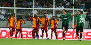 Galatasaray'ın deplasman kabusu yeni sezona da taşındı