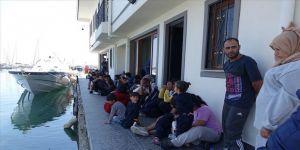 330 düzensiz göçmen yakalandı