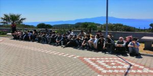 80 düzensiz göçmen yakalandı