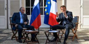 Macron: İdlib'de ateşkesin sağlanması gerekiyor