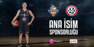 Çukurova Basketbol'a isim sponsoru