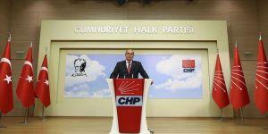 CHP'den 'güvenli bölge' açıklaması
