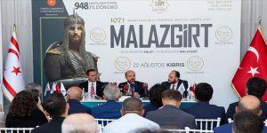 Malazgirt Zaferi'nin yıl dönümü etkinlikleri KKTC'de tanıtıldı