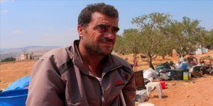 İdlib'de rejimden kaçan Şehban: Ailemi rejimin eline bırakacağıma ölürüm daha iyi