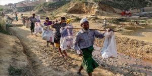 Arakanlı Müslümanlar için güvenli dönüş çağrısı