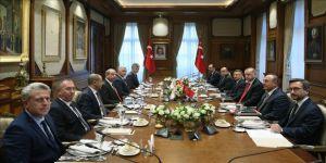 Erdoğan, KKTC Başbakanı Tatar'ı kabul etti