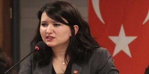 'Kadına karşı her türlü ayrımcılığı sonlandırmak zorundayız'