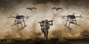 Silahlı drone Songar 'bomba atar' kuşandı