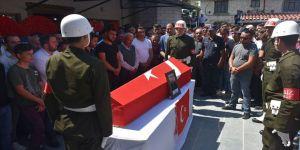 Şehit Uzman Onbaşı Gezer'in cenazesi defnedildi