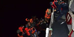 Edirne'de bir haftada 4 bine yakın düzensiz göçmen yakalandı