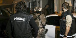 Uyuşturucu satıcılarına 'Sokak' operasyonu