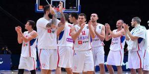 2019 FIBA Dünya Kupası'nda D Grubu: Sırbistan