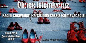 CHP'li gençler kadınlar için toplanacak