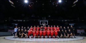 A Milli Erkek Basketbol Takımı'nın 12 kişilik kadrosu belli oldu