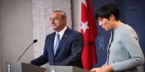 Dışişleri Bakanı Çavuşoğlu: Basın özgürlüğü ile terör örgütlerini desteklemek tamamen farklı şeyler