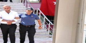 DARICA ADA Polisleri tehdit eden muhtara gözaltı