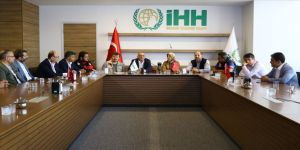 İHH Arama Kurtarma Koordinatörlüğünün ulusal tatbikatı