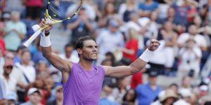 Nadal ABD Açık'ta 4. turda